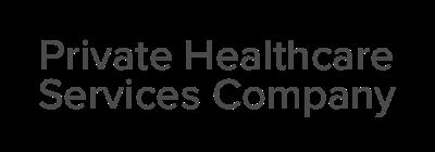 Private Healthcare Services Company